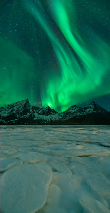 How To Successfully Photograph Northern Lights by Kevin McNeal
