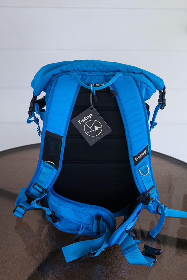 F-stop Gear – Kenti Backpack Review By Adrian Klein