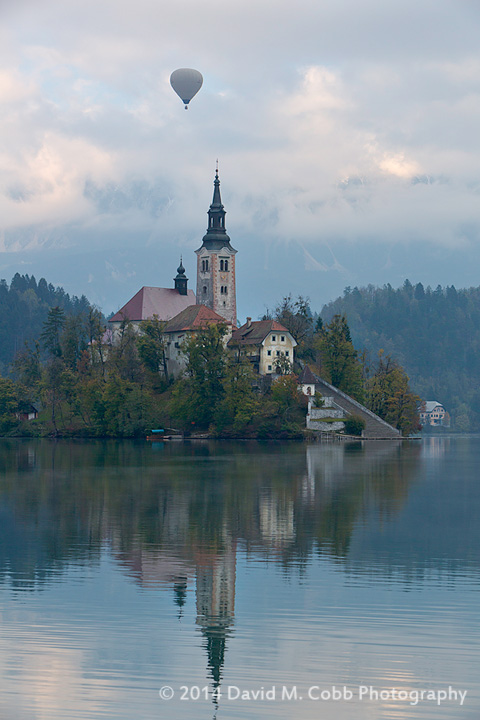 Photographing Slovenia by David Cobb