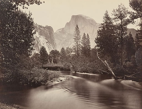Great Landscape Photographer Carleton Watkins (1829-1916)