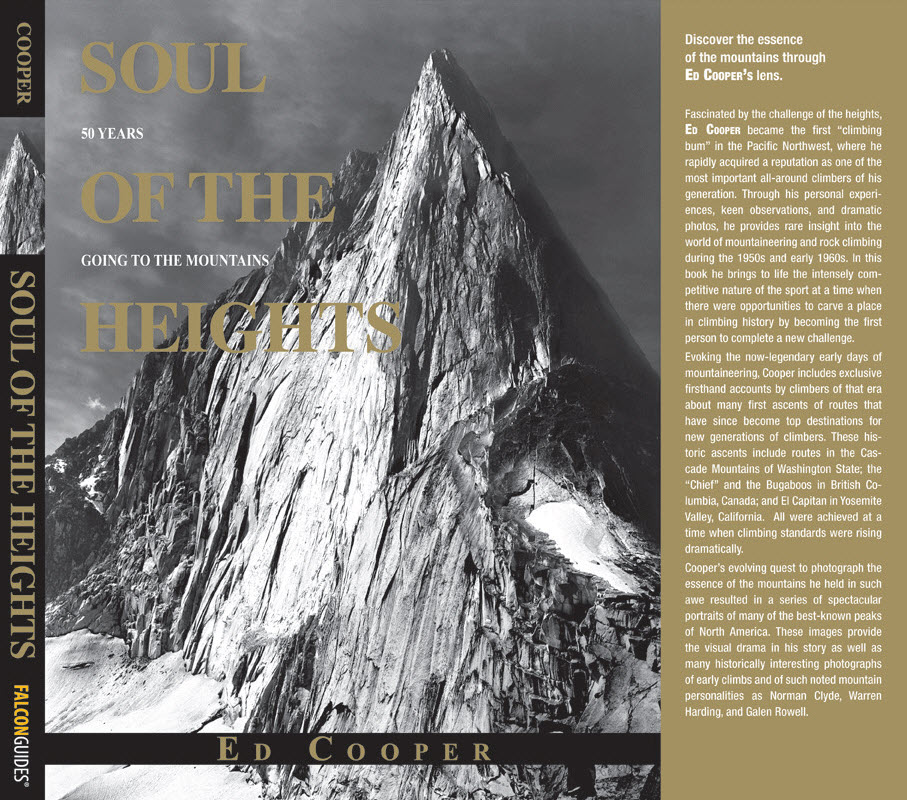Book Review – Soul Of The Heights by Ed Cooper