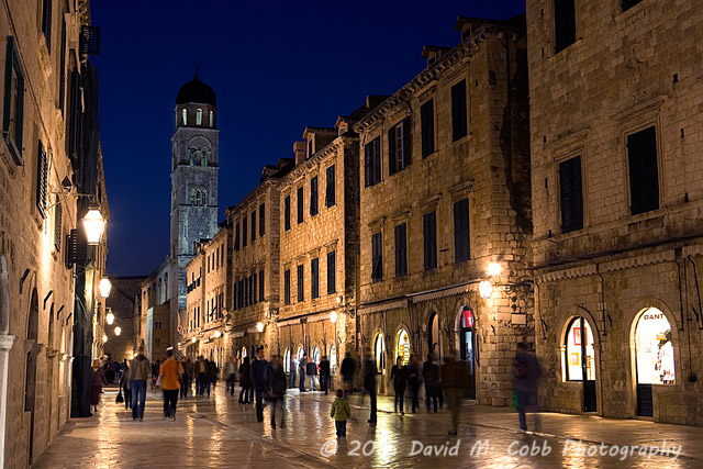 Photographing Croatia by David M. Cobb