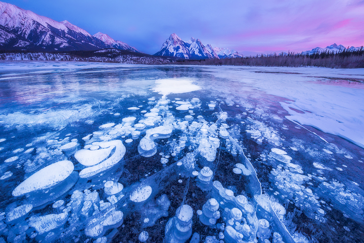 20 Quick Tips For Photographing Abraham Lake In The Winter