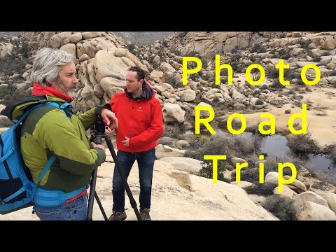 Social Photography: Road Tripping With Friends