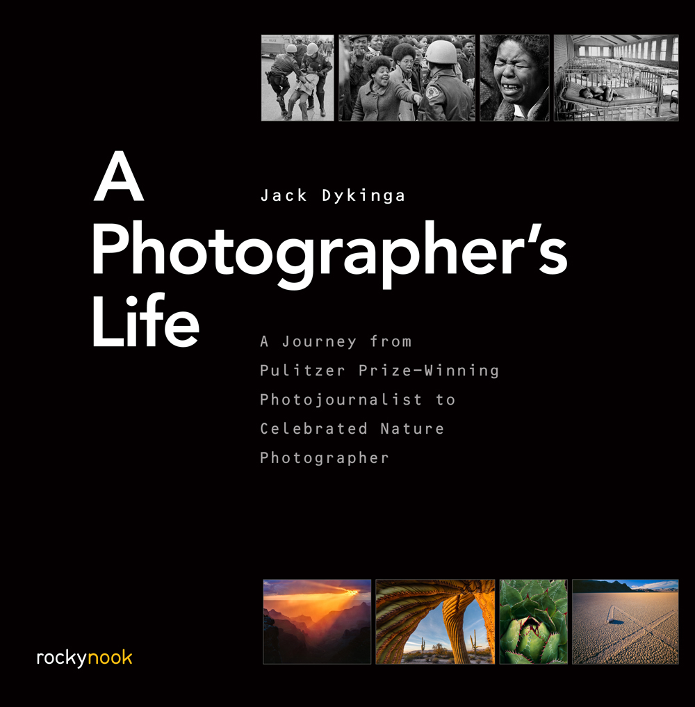 Book Review: A Photographer's Life, Review by David Cobb