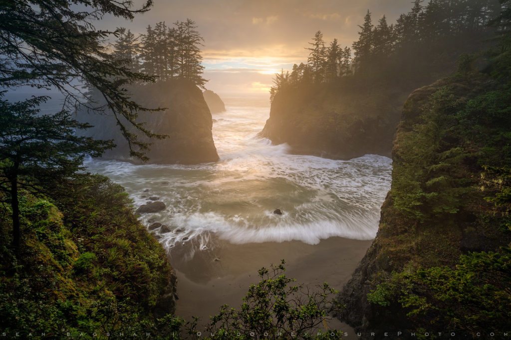 Wild Rivers Coast, Samuel H. Boardman Scenic Corridor, Oregon.