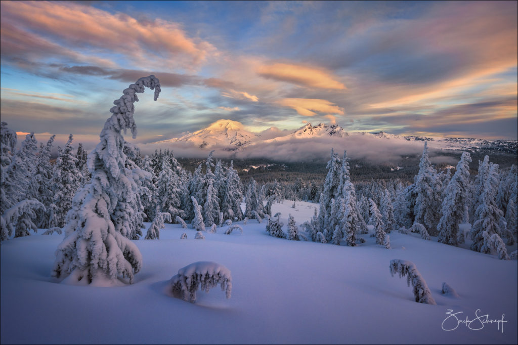 Three Sisters Wilderness, Oregon