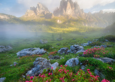 Dolomites in Mist#1-IG copy