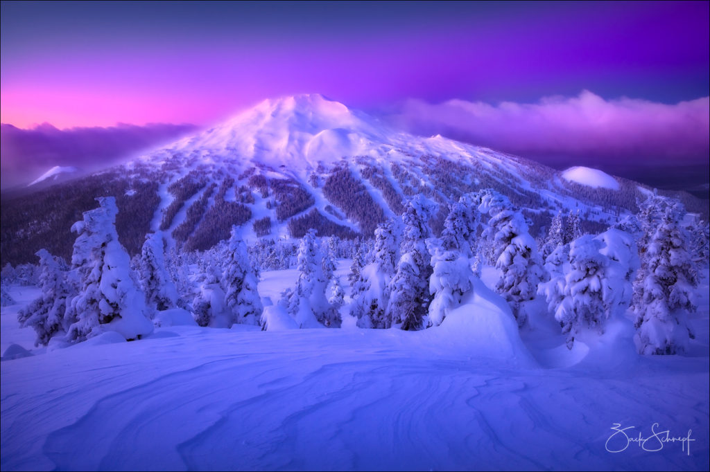 Mount Bachelor, Oregon
