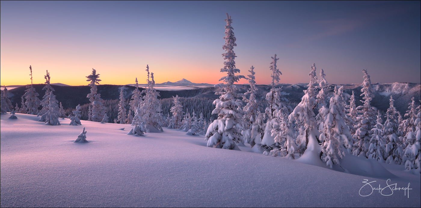 Mt Hood National Forest, Oregon