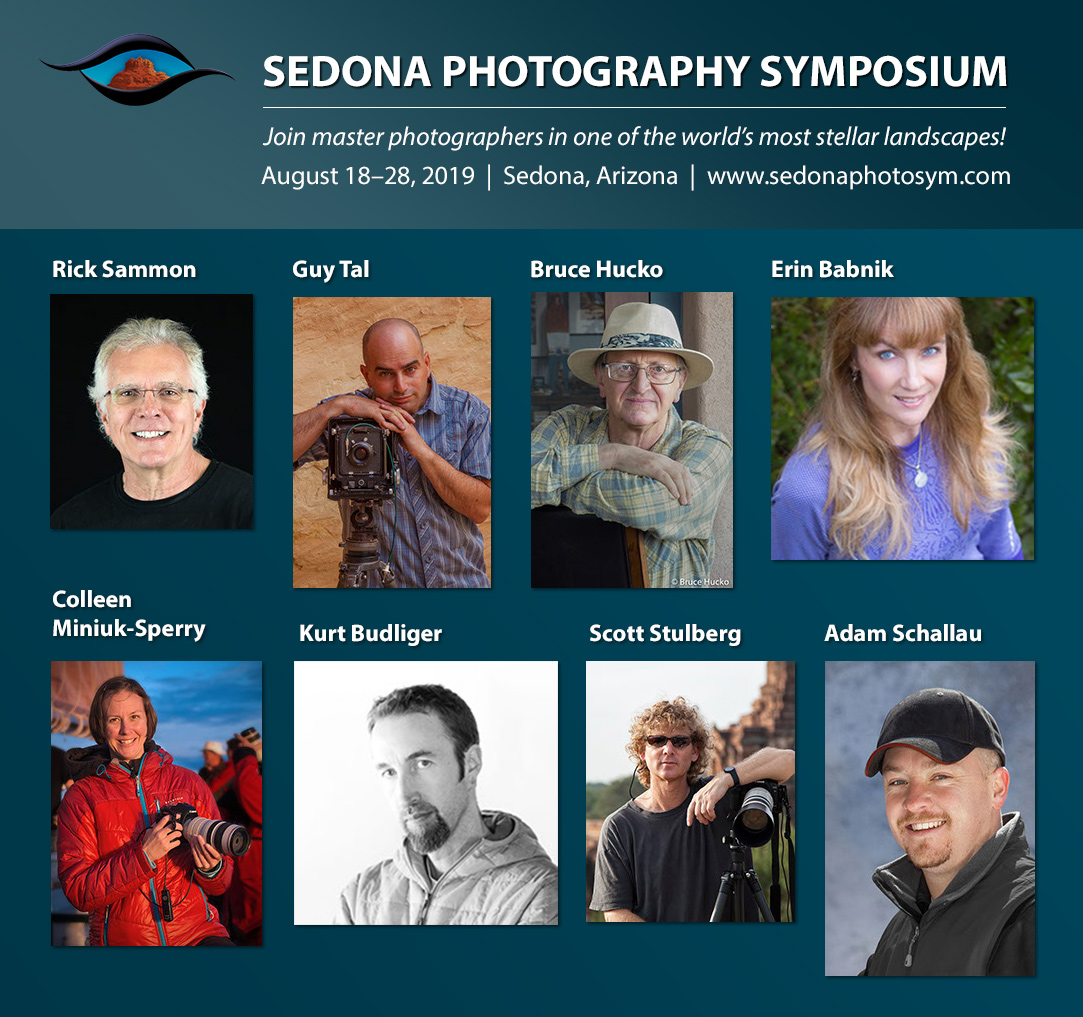 Sedona Photography Symposium 2019
