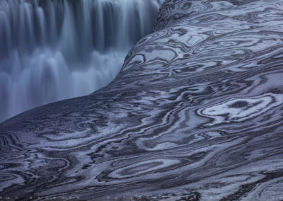 Psychedelic Dettifoss
