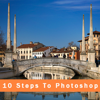 10 Steps To Getting Started In Photoshop – New free tutorial from Sean Bagshaw