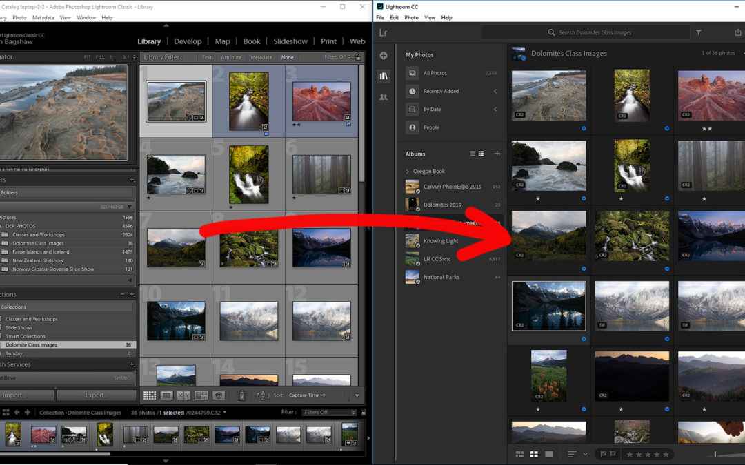 Using Lightroom CC To Take Your Images Anywhere