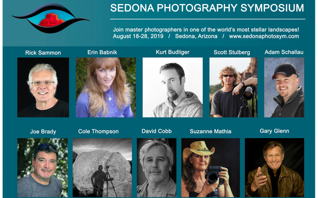 Erin Babnik & David Cobb to Speak and Teach at Sedona Photography Symposium