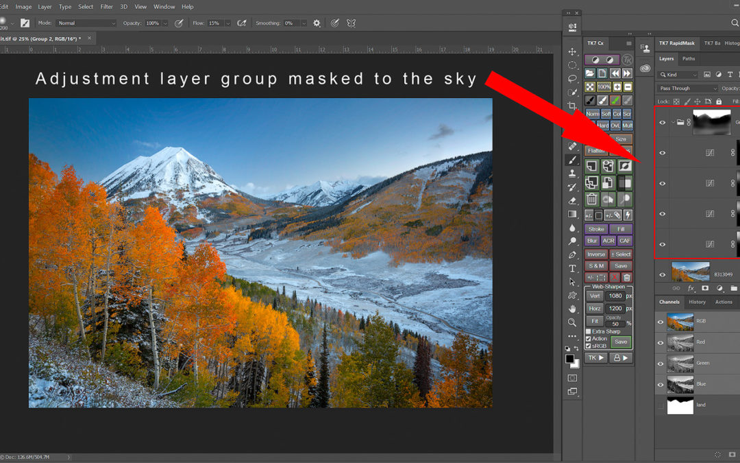 From The Archives – Useful Photoshop Techniques