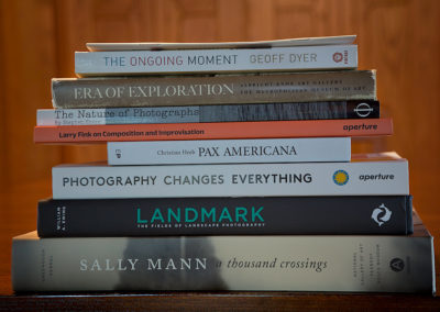 9 Photography Books of Interest