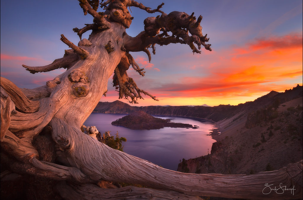 Landscape Photography Workshop at Crater Lake w/ David Cobb & Zack Schnepf