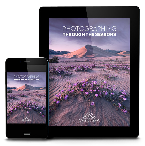 "Introducing ""Photographing Through the Seasons"", an eBook by Photo Cascadia"