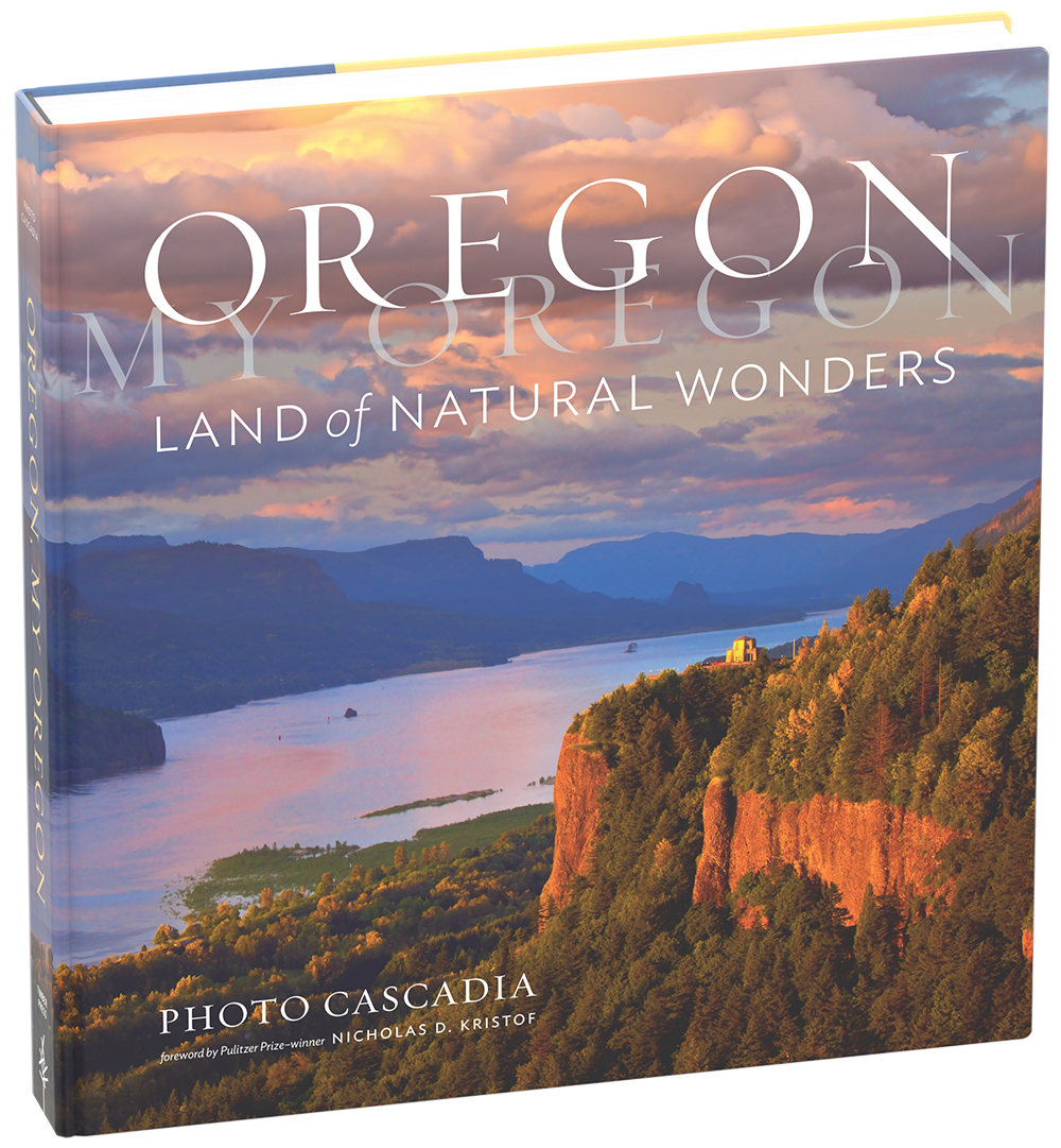Photo Cascadia's New Book Available Everywhere Books Are Sold