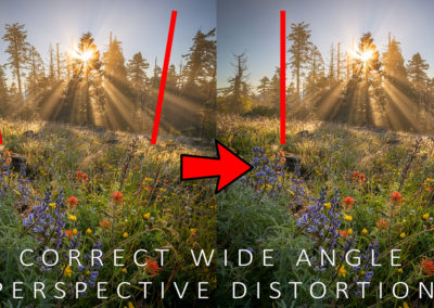 How To Correct Wide-Angle Perspective Distortion In Photoshop